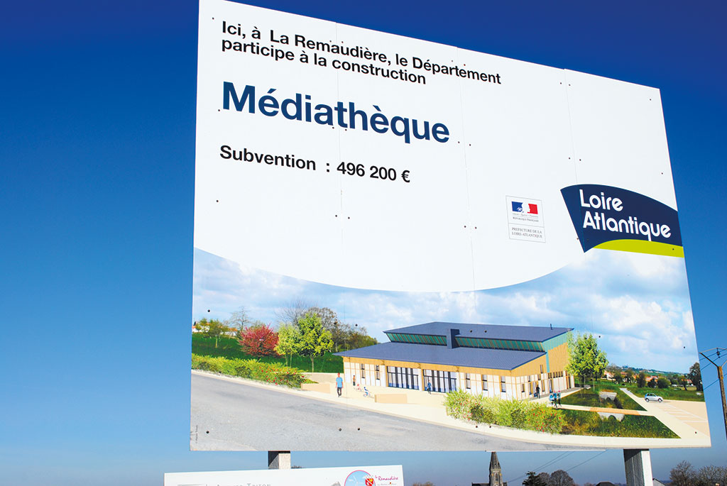 mediathèque subvention departement